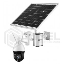 4G Human Detection Security Solar Camera 30X