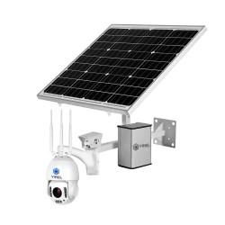 4G Farm Solar Security Camera 20X Human Auto Tracking
