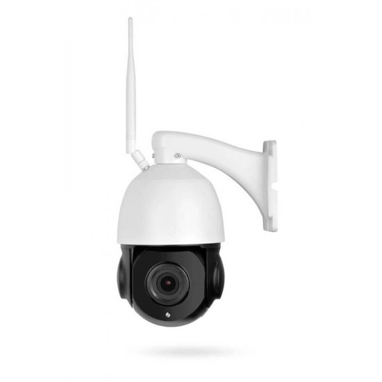 4G Solar Security Camera System QHD 2K
