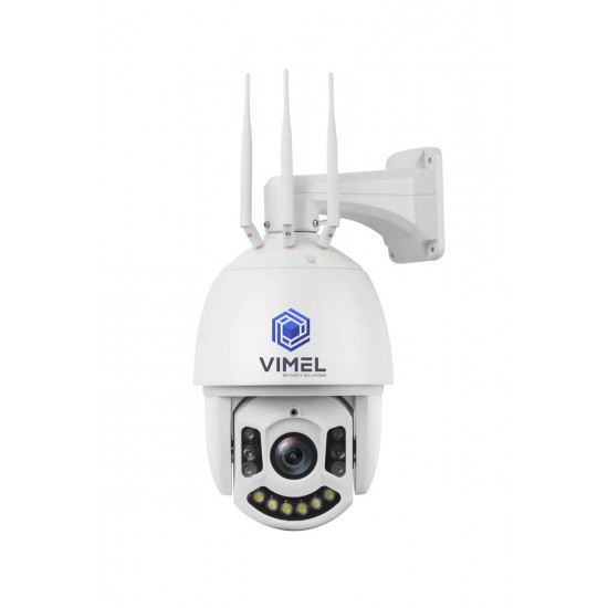 24/7 Solar 4G Security Camera LIVE View