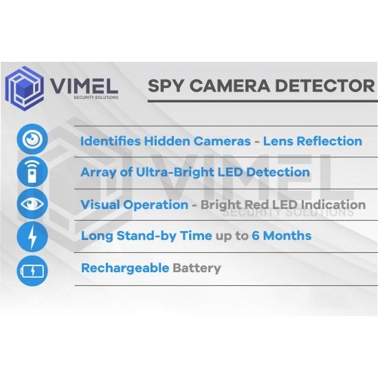 Universal Spy Camera Detector Lens Finder