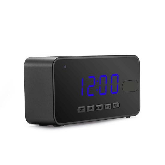 Human Detection Digital Clock Spy Camera