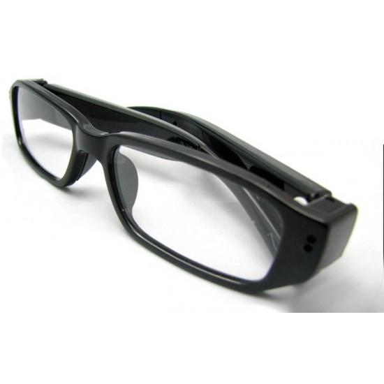 Office Spy Glasses Camera Evidence Recorder