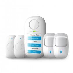 Home Smart Alarm Human Detection System