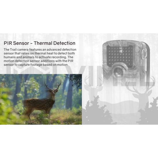 Wild Life Game Camera 32MP 4K