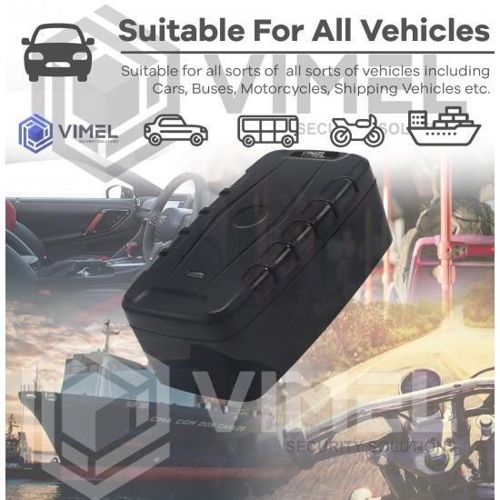 4G LIVE GPS Tracking Anti-Theft 20000mAH