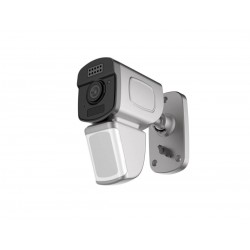 WIFI Human Detection Security Camera Flood Lights