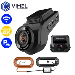 WIFI Dual Dash Camera with Security Parking