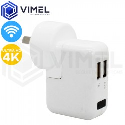 LIVE View Wall Power Adapter Camera