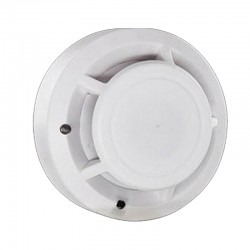 24/7 Spy Smoke Detector Camera with Motion Activation