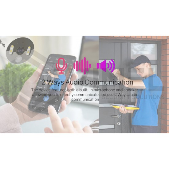 Wireless Home Security Camera System