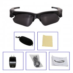 Professional Sunglasses Camera 1080P Glasses Cam