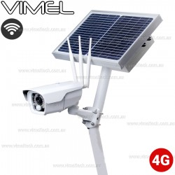 4G Cloud Construction Camera 3G SIM card Remote Security