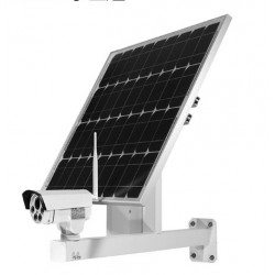 4G Remote View Construction Camera Solar Powered  Optical 5X PTZ 3G