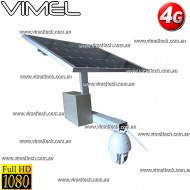 4G Remote Monitoring Security Camera Farm Solar Phone Live View 3G