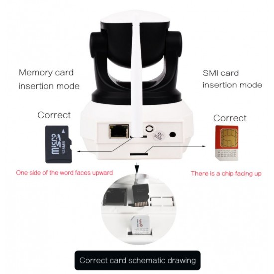 4G Wireless Security Camera Alarm System Holiday Country 3G