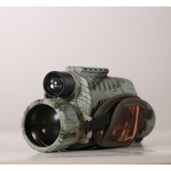 Vimel Camouflauge Monocular IR Night Vision Digital Camera