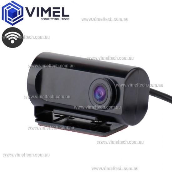VIMEL MINI WIFI Motorbike Camera with Hardwire Kit