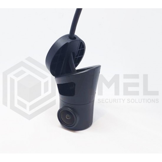 Dual Dash OBD2 WIFI Camera Security Parking Guard
