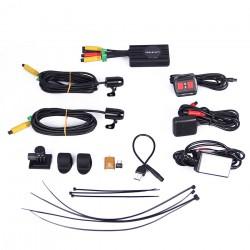 Professional Motorbike Dual Camera WIFI GPS