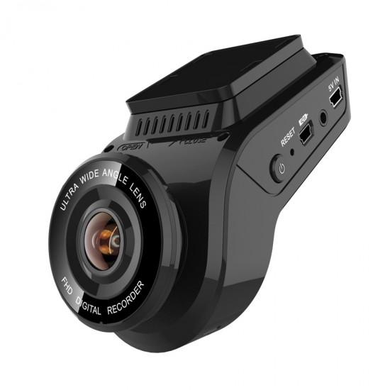 Vimel Deluxe 4K Dual WIFI GPS Dash Camera