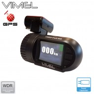 Dash Camera Vimel GPS Parking Guard Super Capacitor Australia