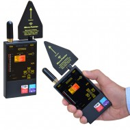 Protect 1206i camera listening device detector