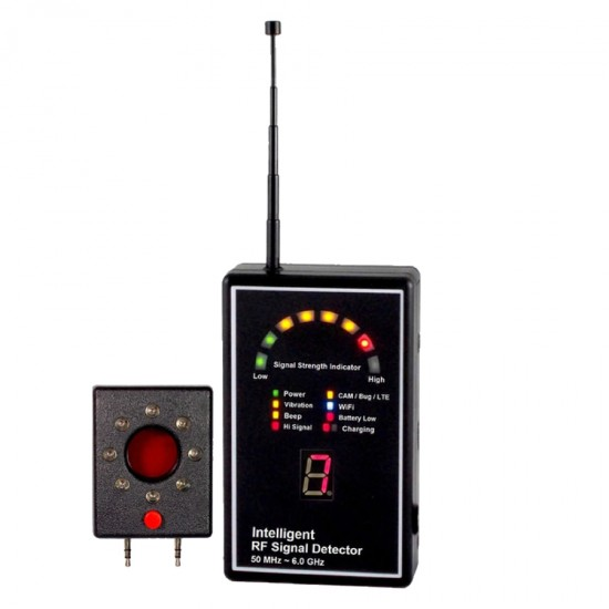 Hidden Bugs Detector Spy Listening Devices