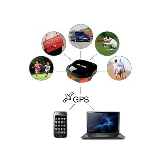 3G GPS Tracking  Device Tracker Pets Kids Car