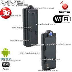 3G GPS Tracker WIFI  Personal  Live Tracking Device Magnet 10000mA