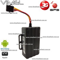 Car 3G GPS tracker hardwired live tracking Australia