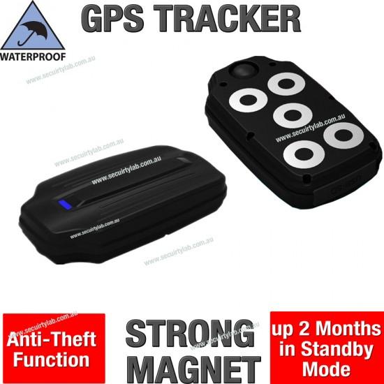 3G GPS Tracker Car Security system Alarm