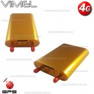 Vimel GPS tracker 4G 3G Live Tracking Australia