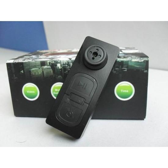 Button Hidden Spy Security Camera