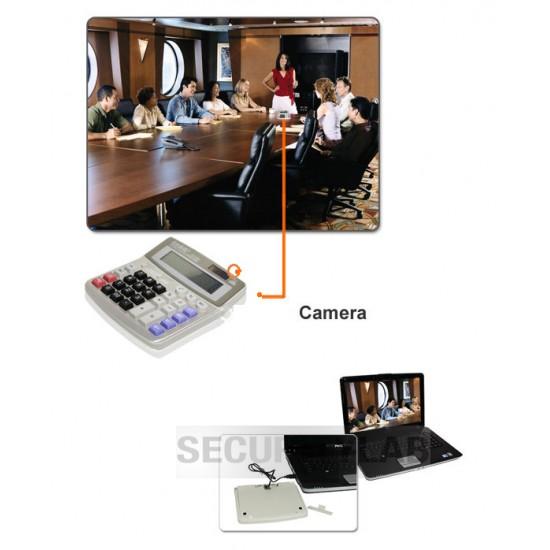 Spy Calculator Camera Hidden covert recorder