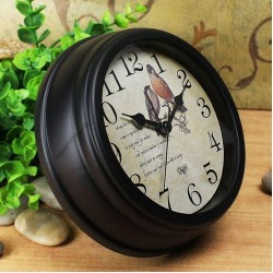 Spy Camera IP WIFI Cam Wall Clock 1080P