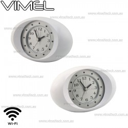 Spy Camera Clock Wireless Live View