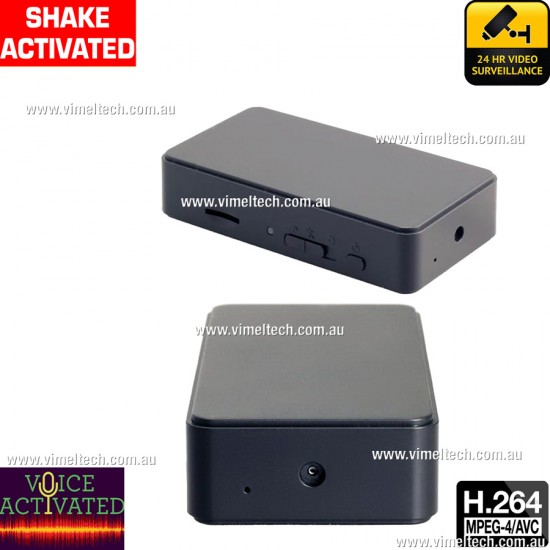 Spy Camera HD Motion Voice Activated Room Cam