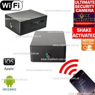 Spy Wireless Camera IP Remote Phone