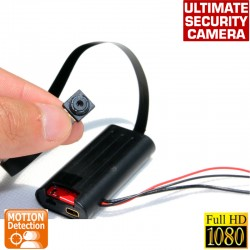 Spy Camera Full HD 1080P motion activated