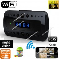 Wireless Nanny Camera WIFI Remote Phone