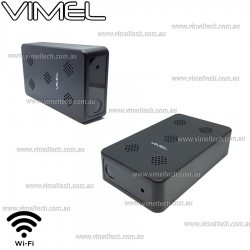 Wireless Hidden Camera Motion Activated IP Cam Night Vision