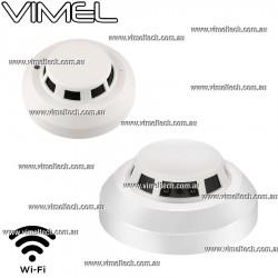 Wireless Spy IP Camera Smoke Detector Night Vision