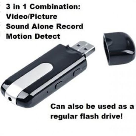 USB Drive Spy Security Business Camera