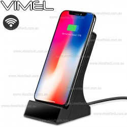 Wireless WIFI Hidden Docking Station Phone Charger Camera
