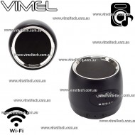 Bluetooth Speaker Camera HIdden wireless IP Motion Activated