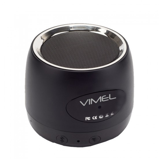 Bluetooth Speaker Camera HIdden wireless IP Motion Activated