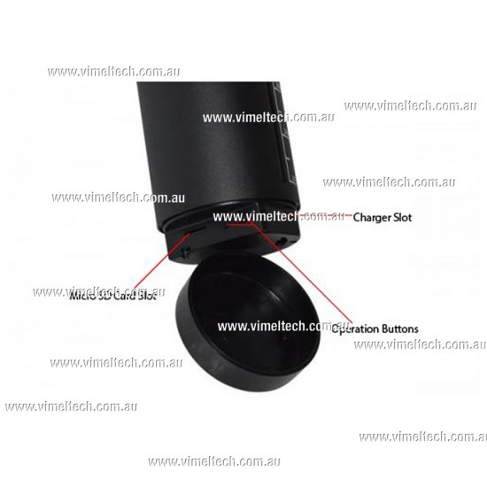 Wireless spy camera IP nanny motion detection night vision