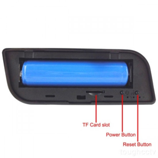 Wireless Spy IP Camera WIFI Full HD 1080P P2P