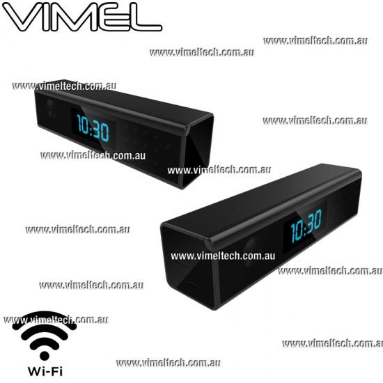 Spy Clock Camera Motion Detection Night Vision Australia